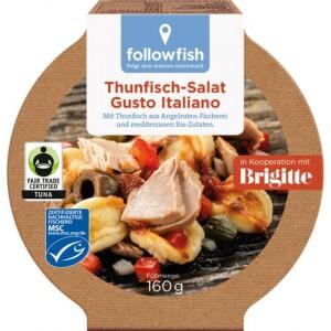 Salata cu ton el Gusto Italiano 160g - Followfish
