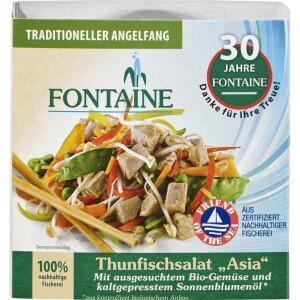 Salata de ton Asia 200g - Fontaine