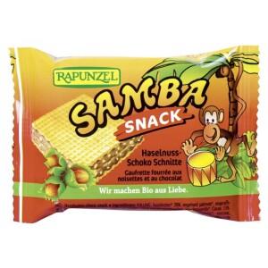 Samba Snack napolitana 25g - Rapunzel