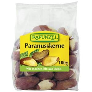 Samburi bio de nuca Paranuss Nuci Braziliene 100g - Rapunzel
