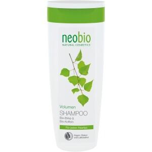 Sampon ecologic pentru volum 250ml - NeoBio