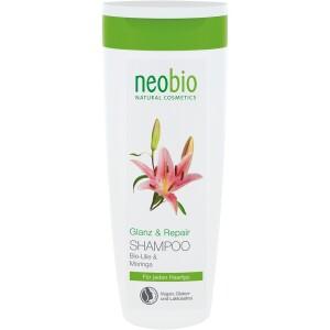 Sampon pentru repararea parului cu moringa 250ml - NeoBio