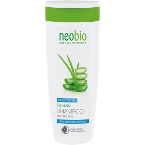 Sampon vegan cu Aloe Vera 250ml - NeoBio