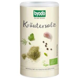Sare cu plante aromatice bio 125g - Byodo