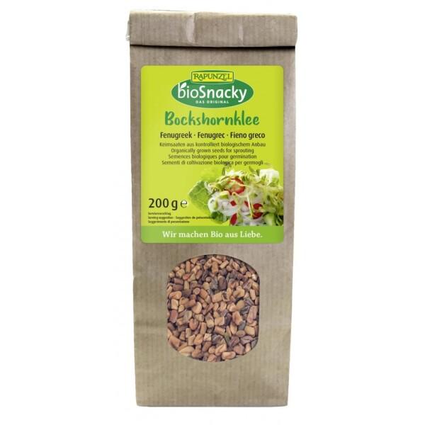 Seminte de schinduf pentru germinat 200g - Rapunzel BioSnacky
