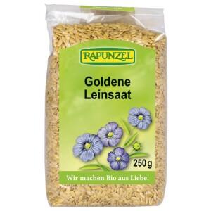 Seminte ecologice de in auriu 250g - Rapunzel