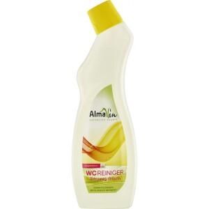 Solutie ecologica pentru curatat toaleta Lemon fresh 750ml - AlmaWin