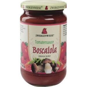 Sos de tomate Boscaiola cu hribi 330ml - Zwergenwiese