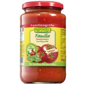 Sos de tomate Familia 550g - Rapunzel