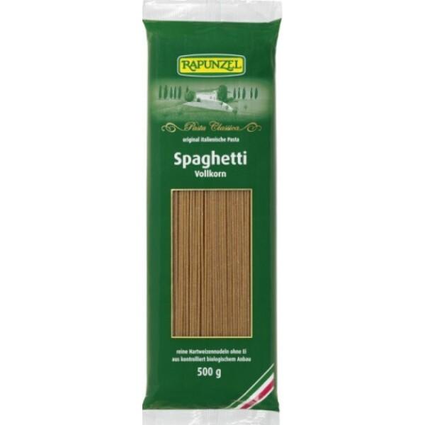 Spaghetti bio integrale 500g - Rapunzel