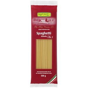 Spaghetti bio semola 500g - Rapunzel