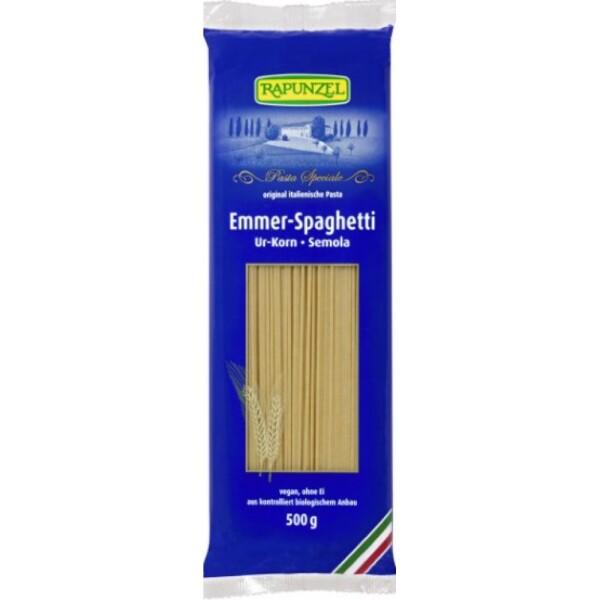 Spaghetti Emmer ecologic 500g - Rapunzel