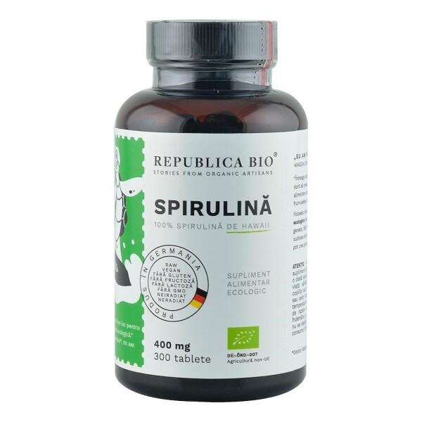 Spirulina bio 120g - Republica bio