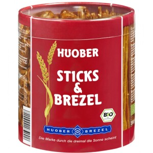 Sticks-uri si covrigei 300g - Huober