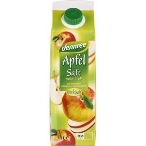 Suc de mere bio 1l - Dennree