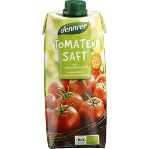 Suc de rosii bio VEGAN 500ml - Dennree