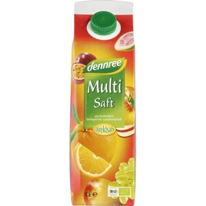 Suc multifruct ecologic 1l - Dennree