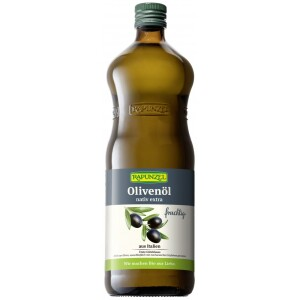Ulei de masline bio extravirgin 1l 1l - Rapunzel