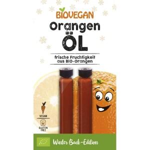 Ulei de portocale ecologice 2x2ml - Biovegan