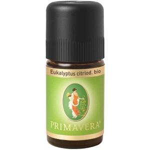 Ulei esential cu eucalipt citriodora bio 5ml - Primavera Life