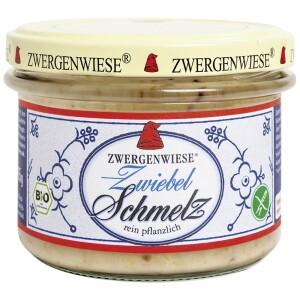 Unsoare bio vegetala cu ceapa ecologica 165g - Zwergenwiese