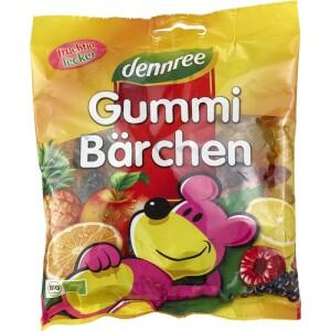 Ursuleti din gelatina bio 400g - Dennree
