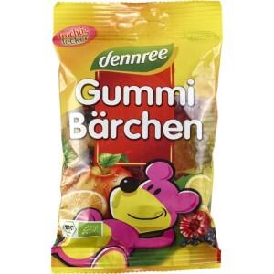 Ursuleti din gelatina eco 100g - Dennree