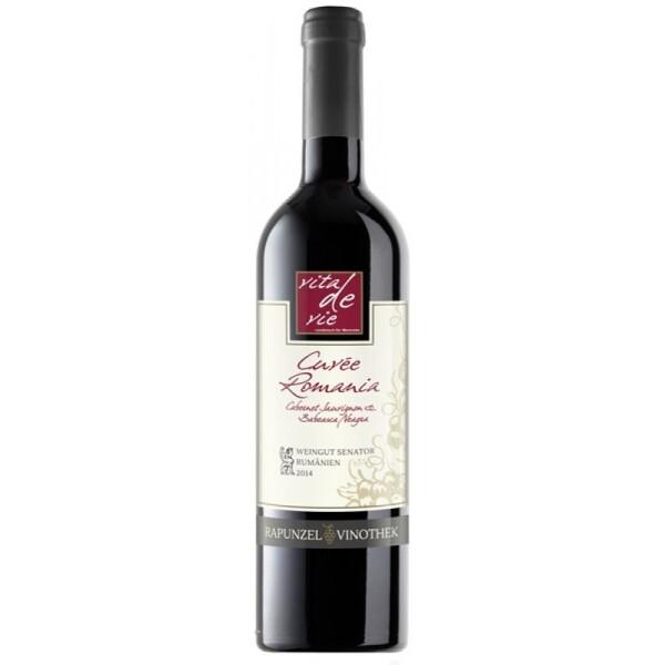 Vin Cuvee ecologic 750ml - Rapunzel